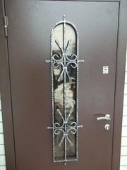 Двери входные теплые с установкой