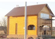 Дом-Баня из бруса готовые срубы с установкой-10 дней недор Рогачев