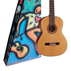 Полноразмерная классическая гитара HOHNER HC-06