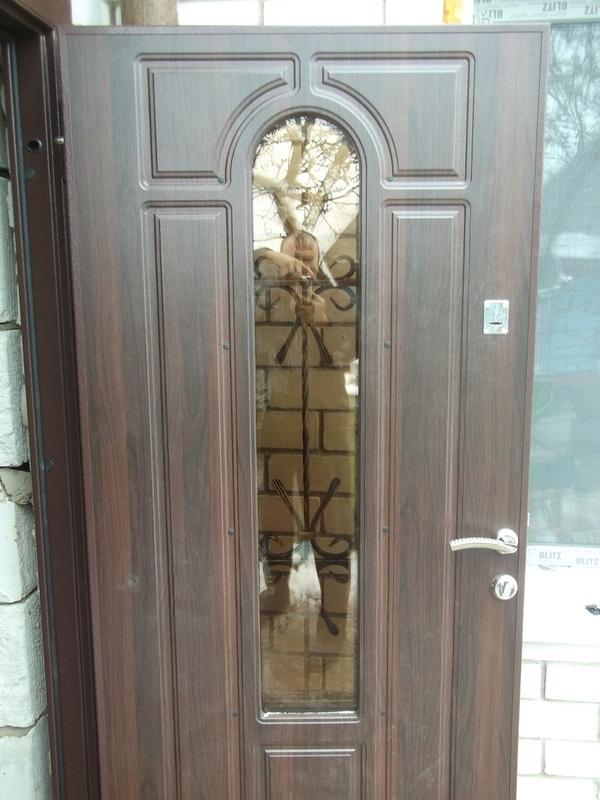 Двери входные теплые с установкой 2