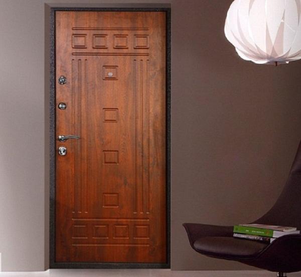 Двери входные теплые с установкой 3