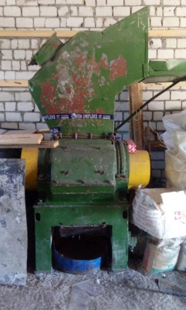 Дробилка для пластмасс ИПР-450 2