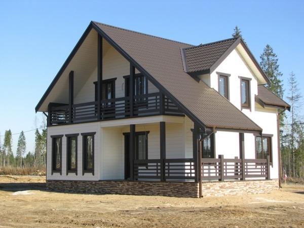 Производство и строительство каркасных домов. Рогачев