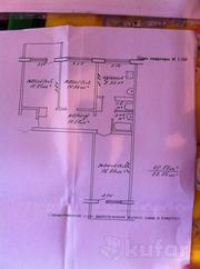 3-х комнатная квартира в Рогачеве